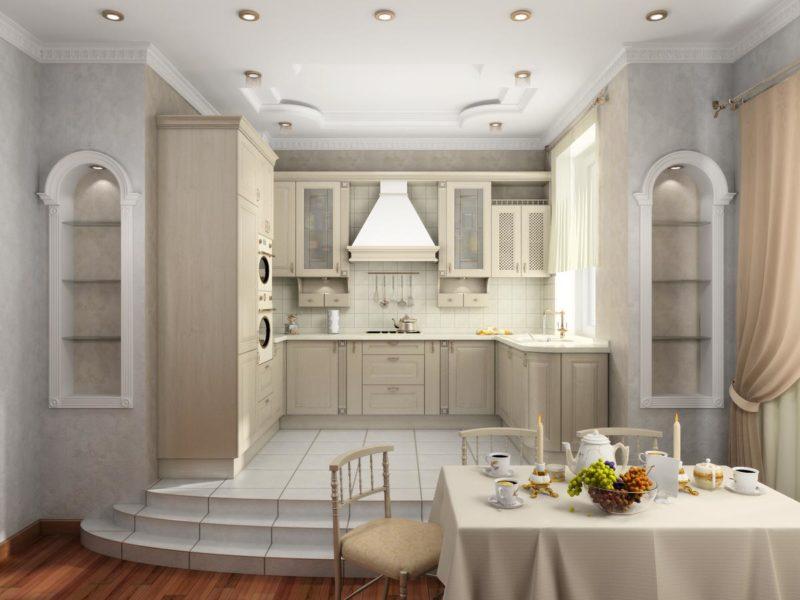 Дизайн-кухни: делаем макет помещения