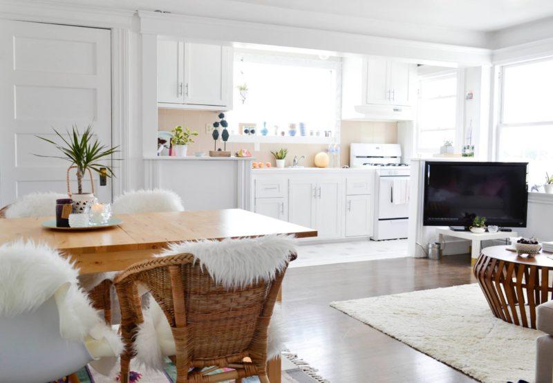Кухня: дизайн интерьера
