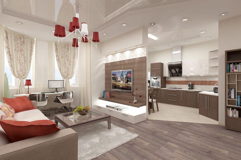 Кухонный проект 3d